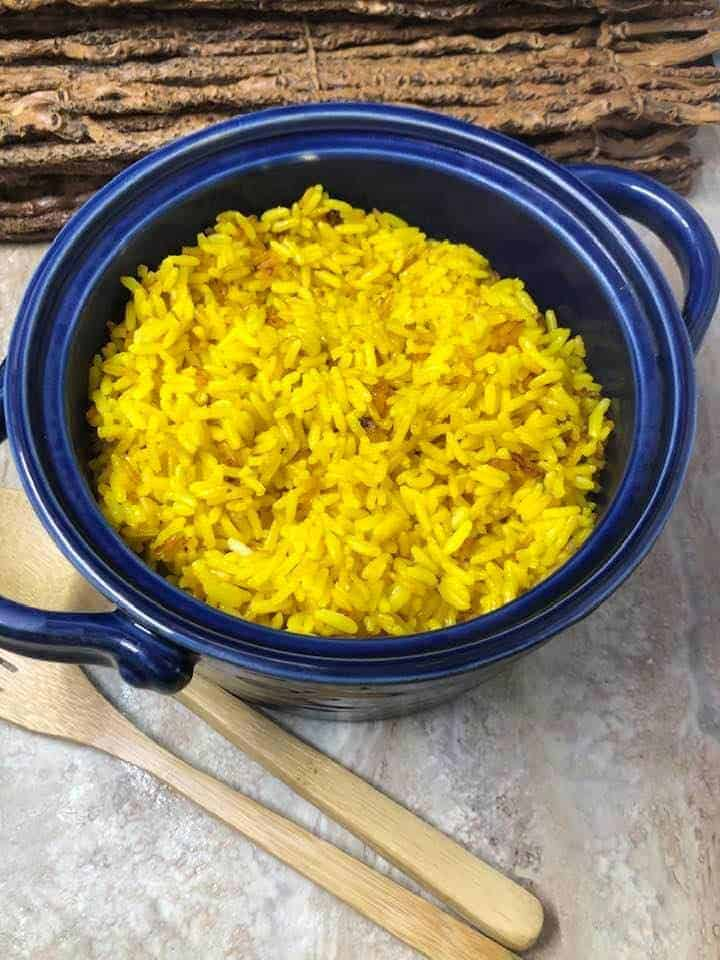 Instant Pot, Goya Spanish Style Yellow Rice