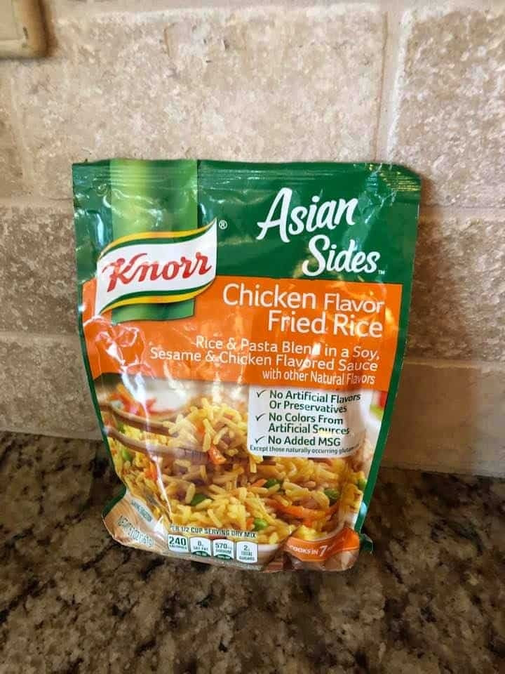 Instant Pot How To Make Knorr S Rice Sides In The Instant Pot Fork To Spoon