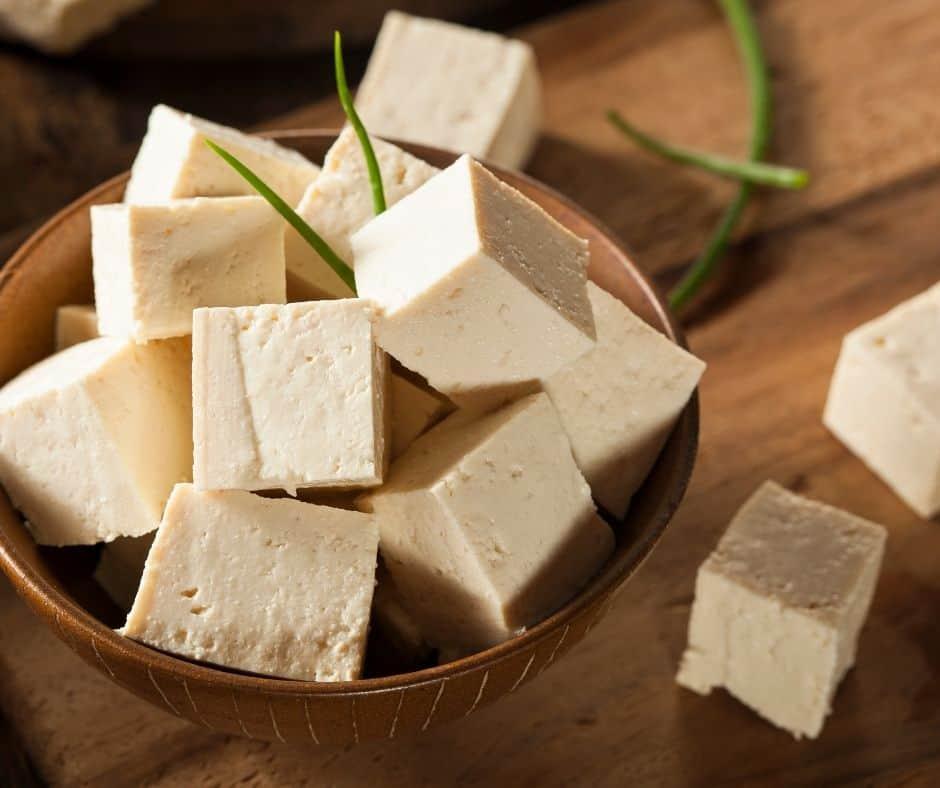 Ingredients Needed For Crispy Air Fryer Tofu (How to Make Crispy Tofu)