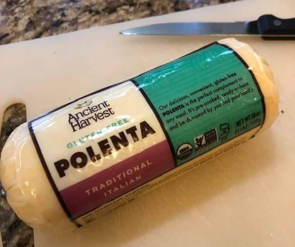 Ingredients In Air Fryer Polenta Lasagna Cakes