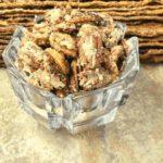 Air Fryer Sugared Pecans