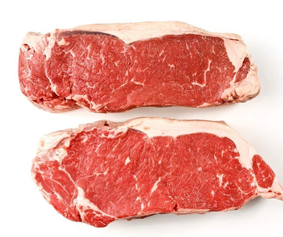 Ingredients Needed For Air Fryer New York Strip Steak