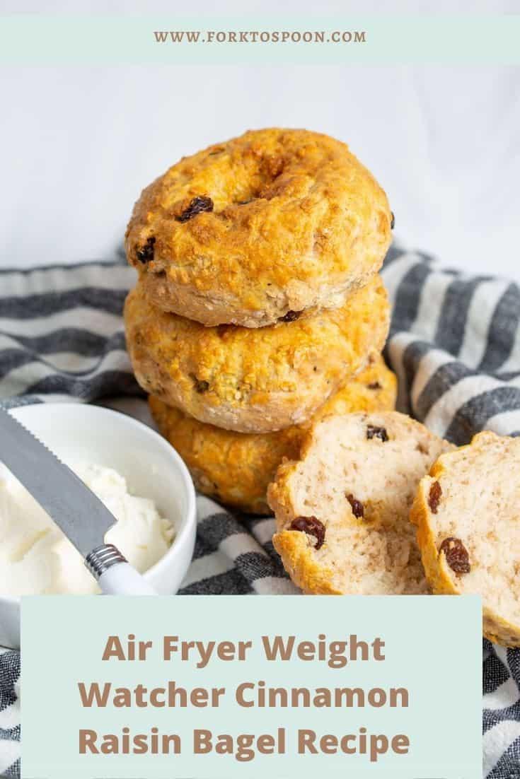 Air Fryer Bagels Weight Watchers