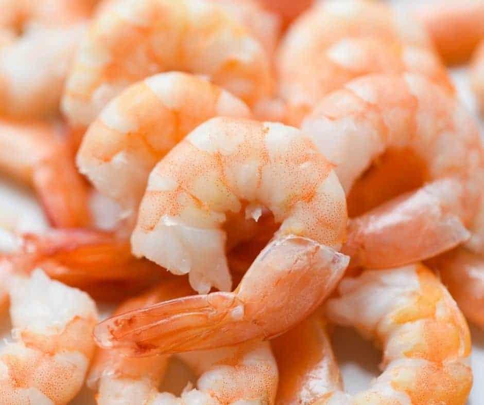 Ingredients Needed For Air Fryer Shrimp Tacos