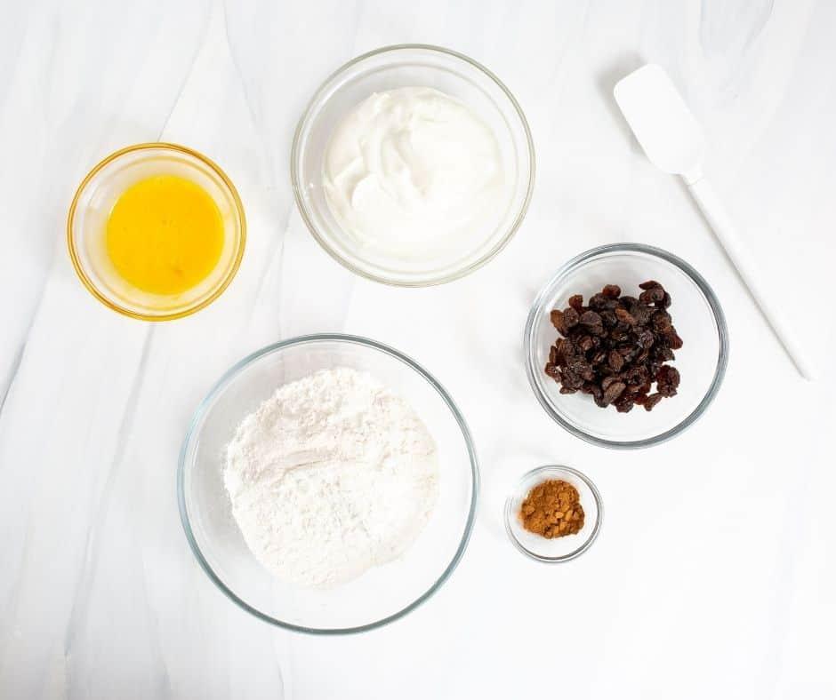 Ingredients in Air Fryer Weight Watcher Bagels