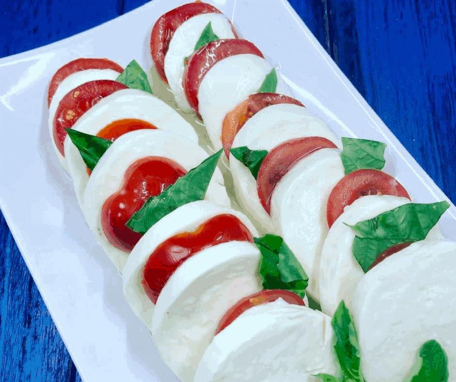 Red Lobster Caprese Salad Recipe