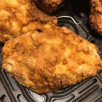 Air Fryer Southern Fried Chicken