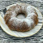Air Fryer Pumpkin Cake