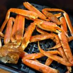 Air Fryer Crab Legs