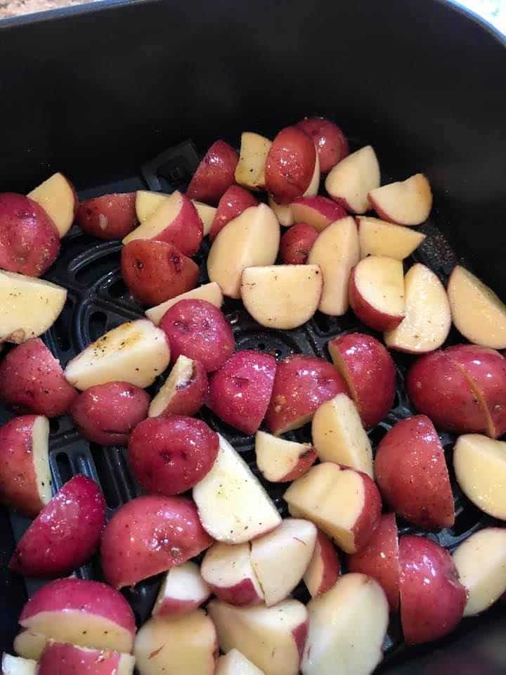 Potatoes in Air Fryer