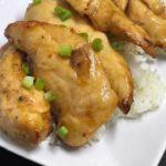 Air Fryer Honey Sriracha Chicken Tenders