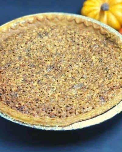 Air Fryer Pecan Pie
