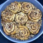 Air Fryer Pecan Rolls