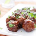 Air Fryer Frozen Meatballs