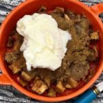 Air Fryer Apple Crisp