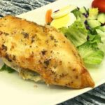 Air Fryer Stuffed Chicken breasts