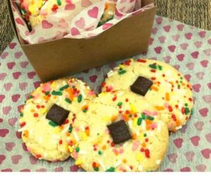 Air Fryer Sugar Cookies