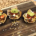 Air Fryer Taco Cups