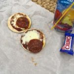 Air Fryer Pizza Lunchables