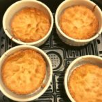 Air Fryer Cookie Butter Cake