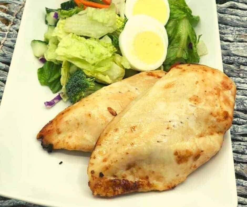 Air Fryer Chicken