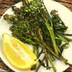 Air Fryer Broccoli Rabe