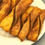 Air Fryer Apple Pie Cinnamon Twists