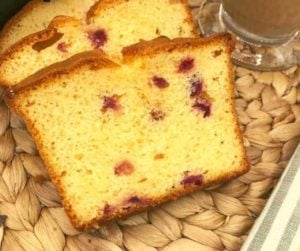 Air Fryer Cranberry Walnut Bread
