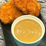Homemade Honey Mustard Sauce
