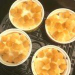 Air Fryer Mini Sweet Potato Casseroles
