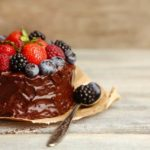 Air Fryer One Bowl Chocolate Cake