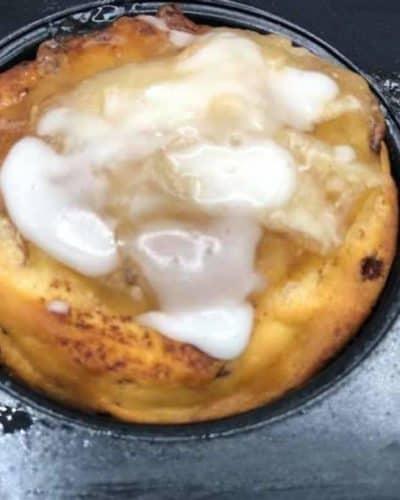 Air Fryer Apple Pie Cups