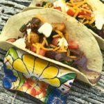 Air Fryer Southwestern Shrimp Tacos