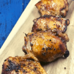Air Fryer Chicken Thighs