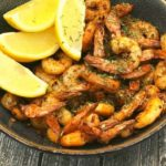 Air Fryer Blackened Shrimp