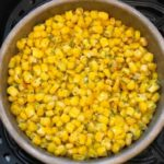 Air Fryer Frozen Corn Kernels