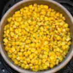 Air Fryer Frozen Corn Kernels