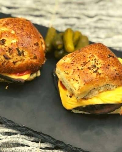 Copycat Arby's Beef and Cheddar Sandwiches