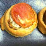 Air Fryer Roasted Tomato Tarts