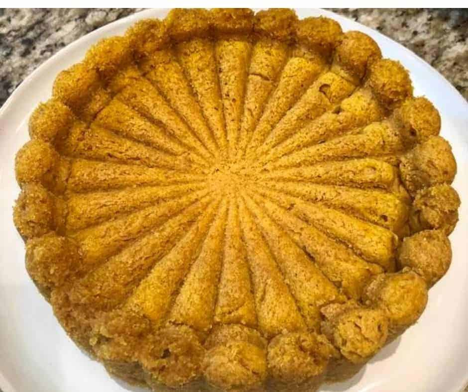 Air Fryer Spice Cake