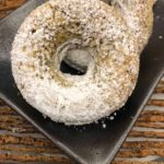 Air Fryer Lemon Poppy Seed Donuts