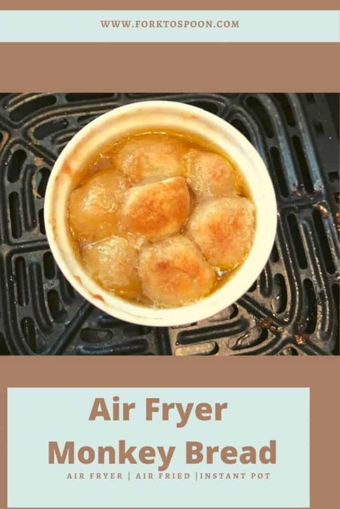 Air Fryer Monkey Bread