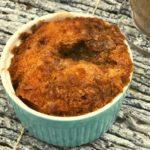 Air Fryer Single Serving Coffee Cake
