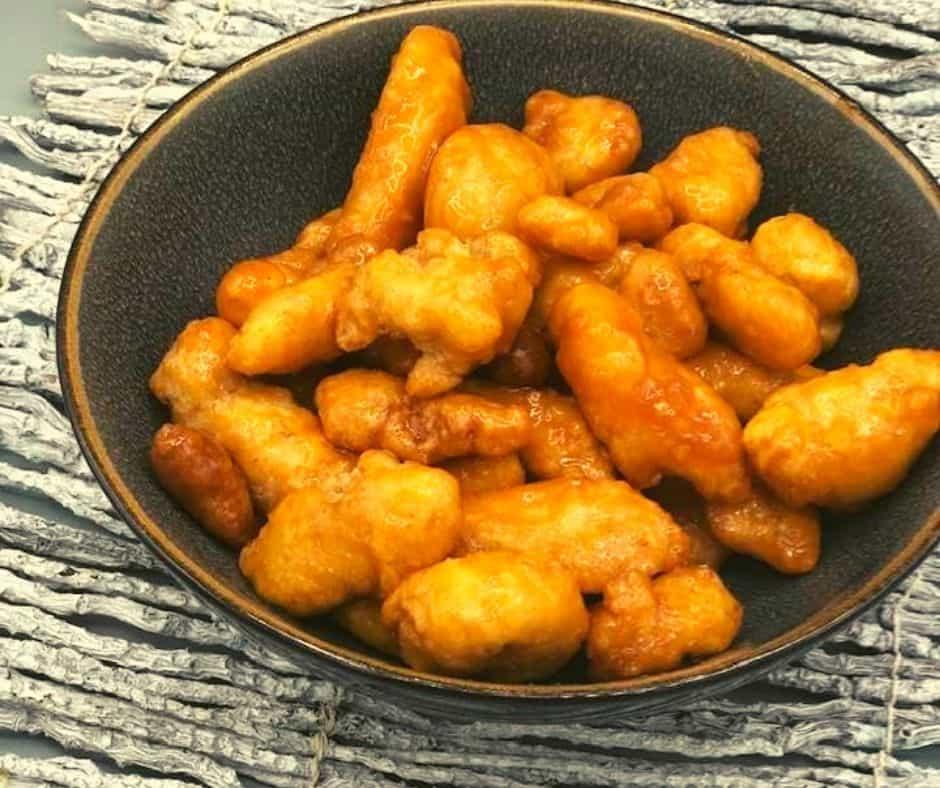 Air Fryer Trader Joe's Tempura Chicken