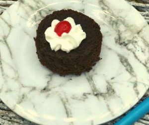 Air Fryer Chocolate Lava Cakes