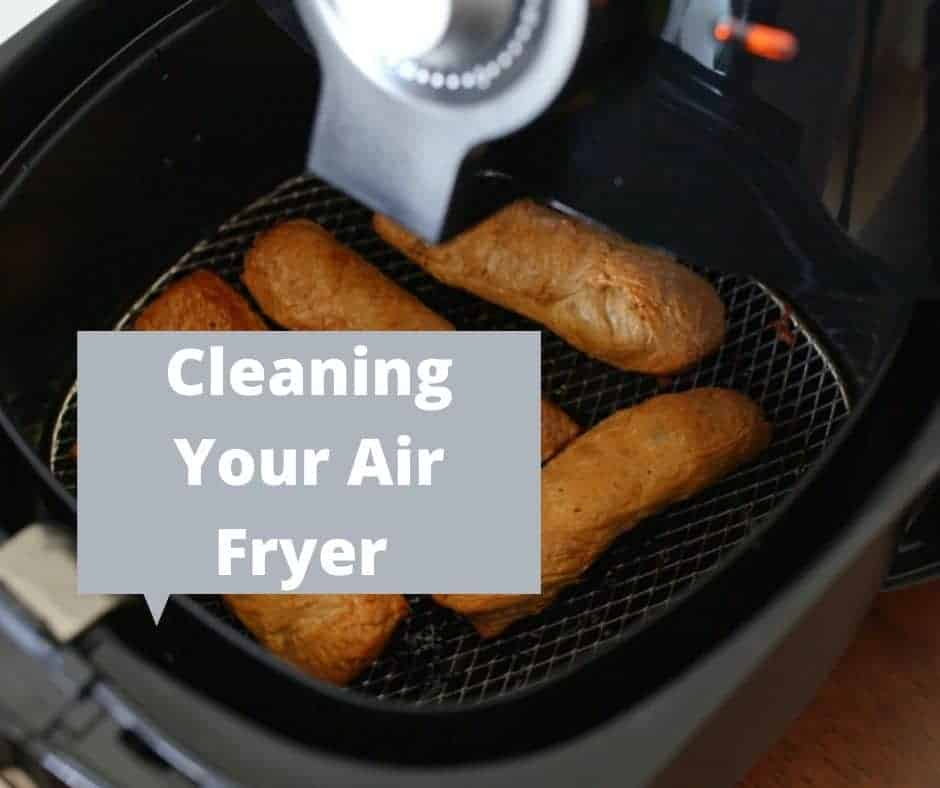 Guide to Cleaning Your Air Fryer