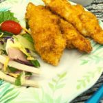 Air Fryer Cornflake Chicken Tenders