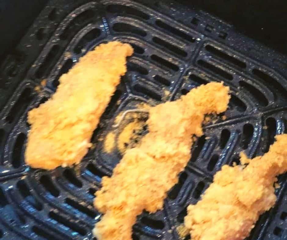 Chicken Tenders in Air Fryer