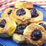 Air Fryer Cinnamon & Sugar Jelly Donuts