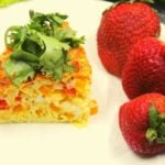 Air Fryer Frittata